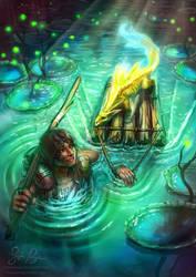 Aquaphobic by Risachantag