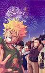 Naruto: New Year's