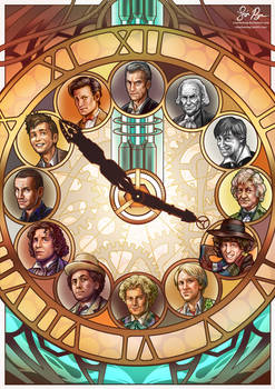 Doctor Who: Through Time and Space