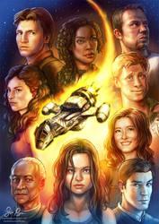 Firefly: Still Flying by Risachantag