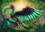 Woodland Harpy