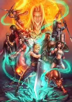 Final Fantasy VII: Supernova