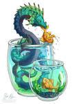 Leviathan by Risachantag