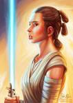 A Rey of Light