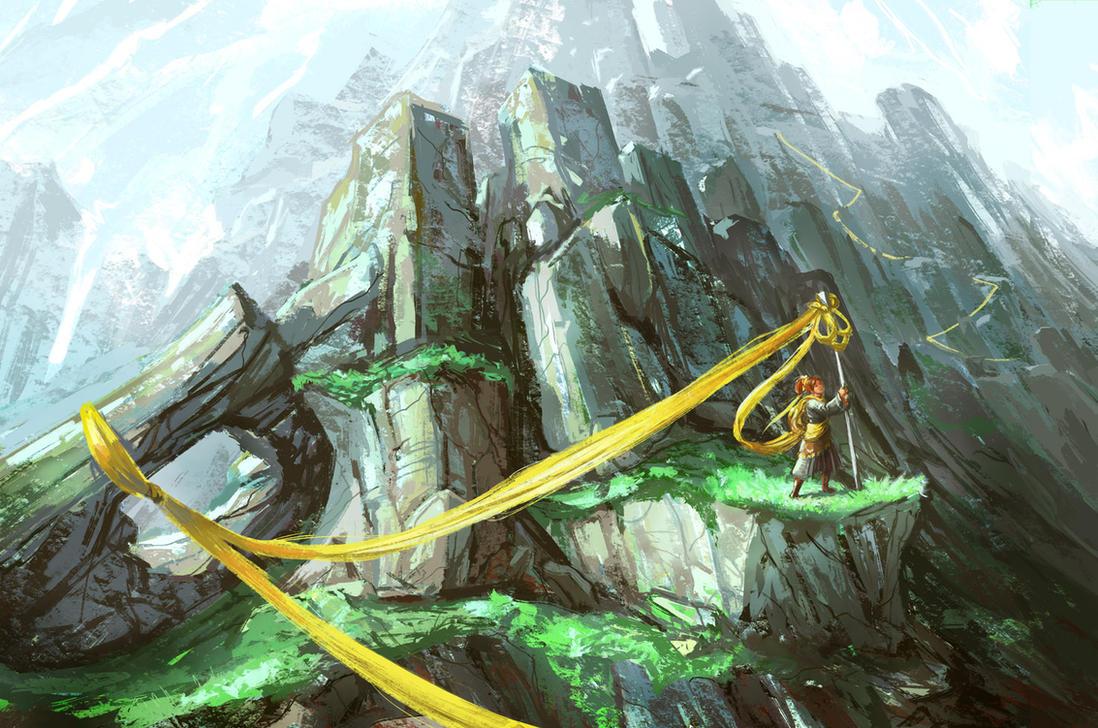 Wayfinder by Risachantag