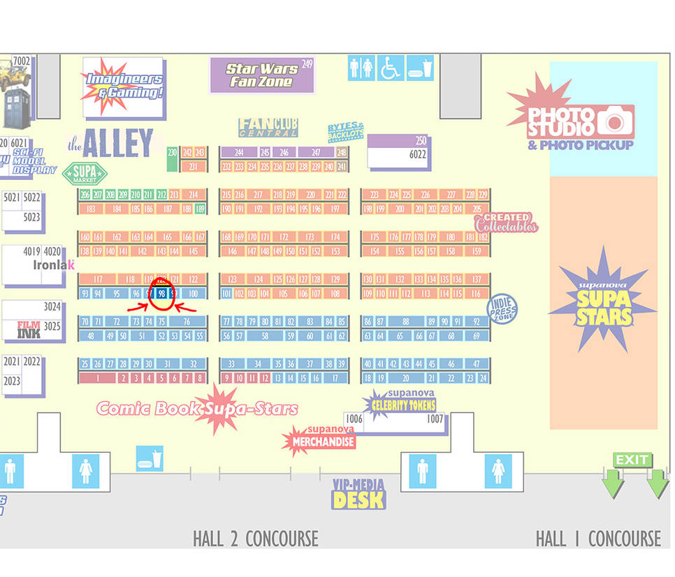 ConventionMap by Risachantag