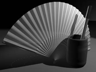 Uni: 3D Composition by Risachantag