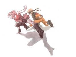 Naruto: Sakura and Naruto
