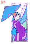 Original: Geisha