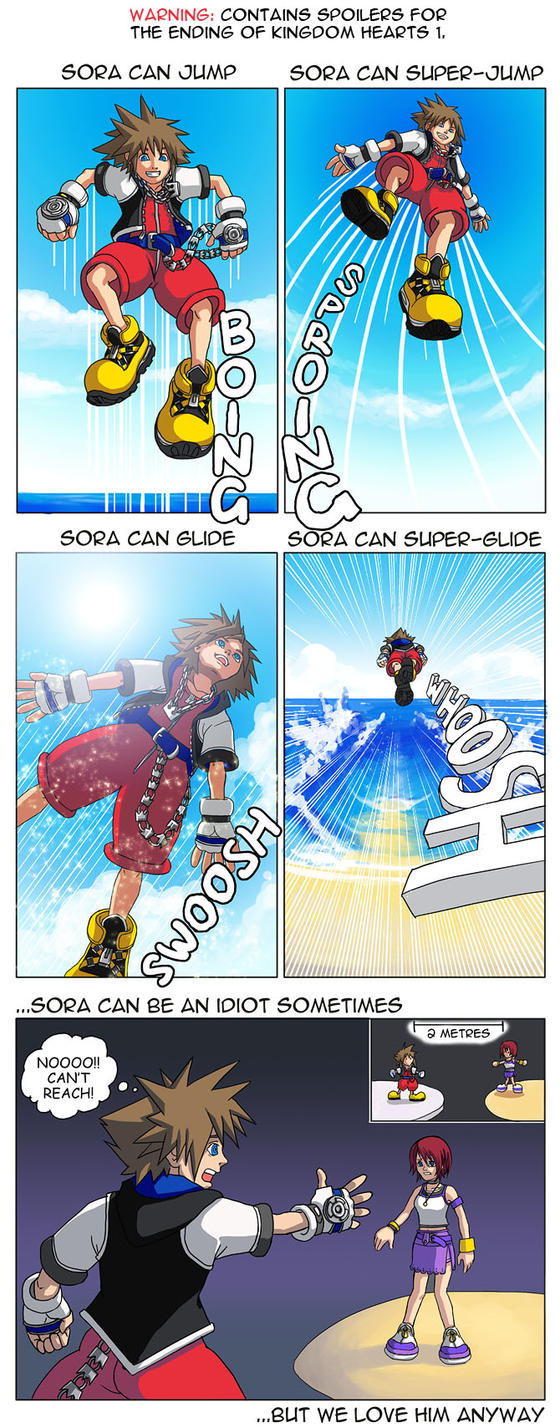 KH: Sora can... by Risachantag