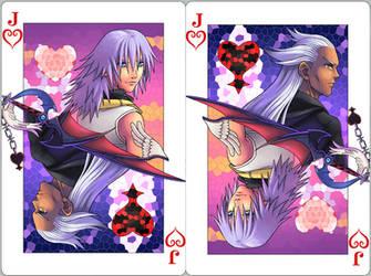 KH2: Jack of Hearts by Risachantag