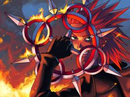 KH2: Heat by Risachantag