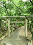 Japan: Kishiwada Gate
