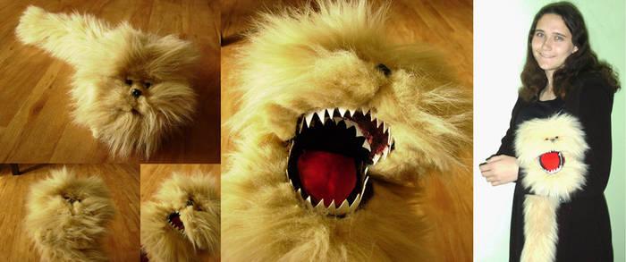 Dark Crystal: Fizzgig Puppet