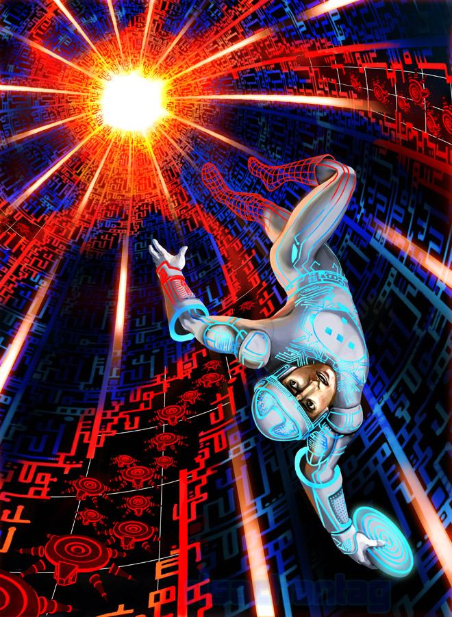Tron: The Virus by Risachantag