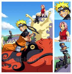 Naruto: Kaette kitattebayo by Risachantag