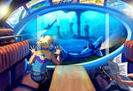Original: Undersea Train