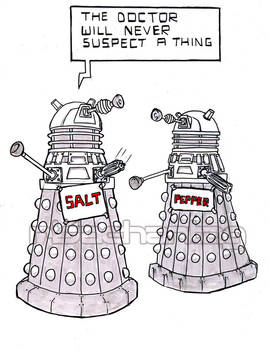 Dr Who: Masters of Disguise