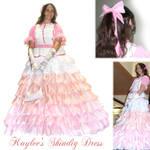 Cosplay:Kaylee's Fluffy Dress
