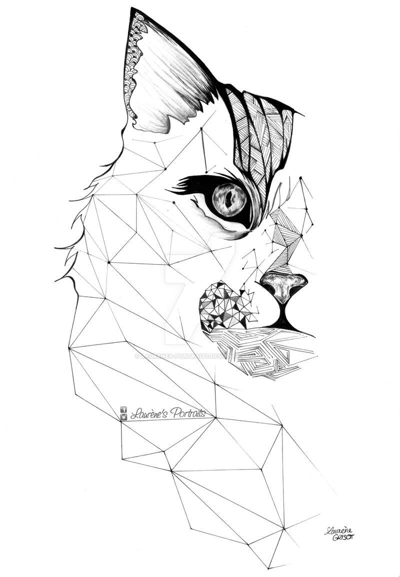 Dessin Cheshire Cat