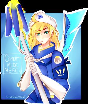 Combat Medic Mercy