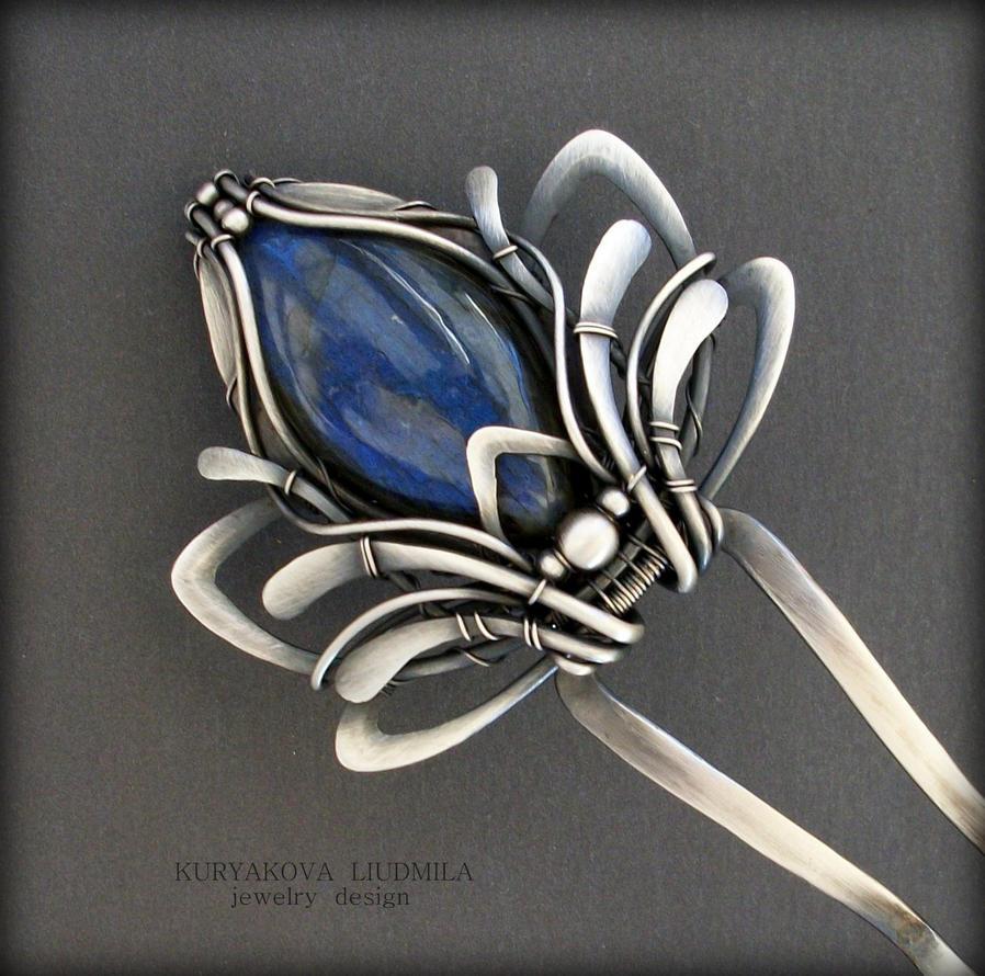BLUE LOTUS by KL-WireDream on DeviantArt