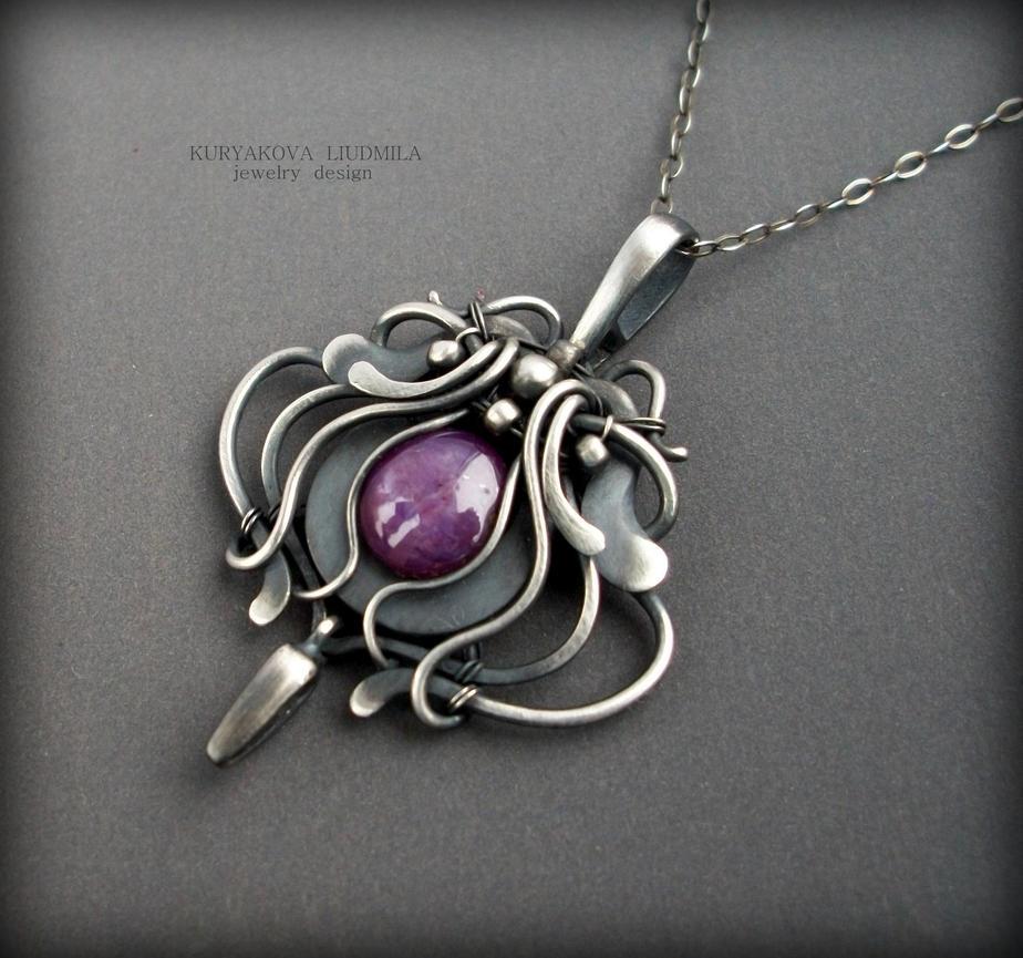sapphire by KL-WireDream