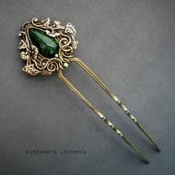 green pin 2