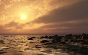 Neptune Dawn by angelic-jean