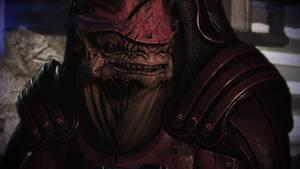 Mass Effect 3: Urdnot Wrex