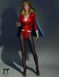 The Swift By Renderpretender by Darkzarinn2