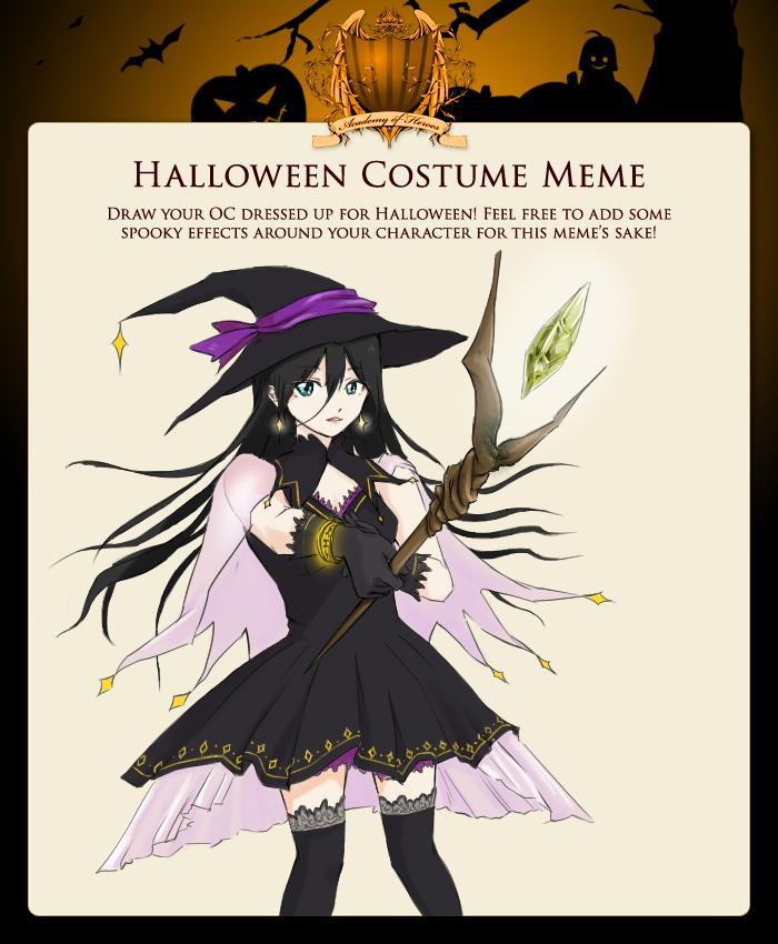AoHc - Halloween Meme by S-hui