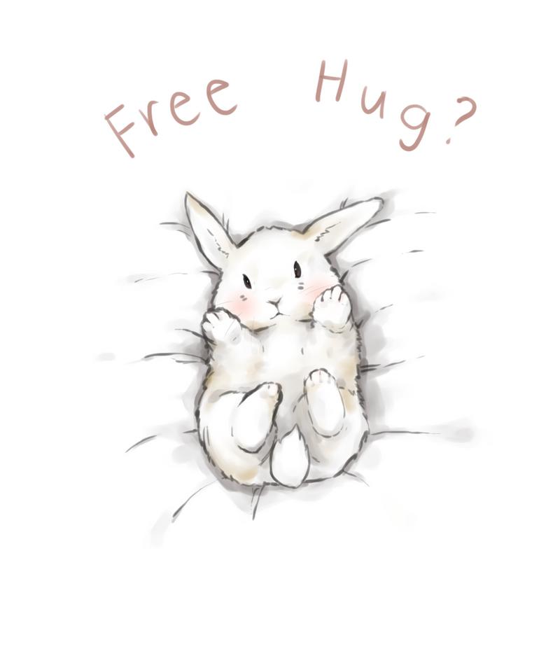 Free Hug? by S-hui