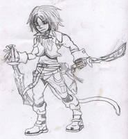Final Fantasy by LoiseFenollCreation