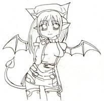 Demon by LoiseFenollCreation