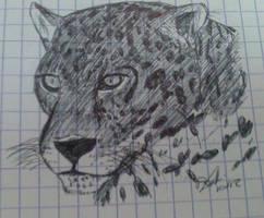 Jaguar by LoiseFenollCreation
