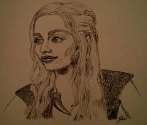 Daenarys Targaryen - Game of Thrones