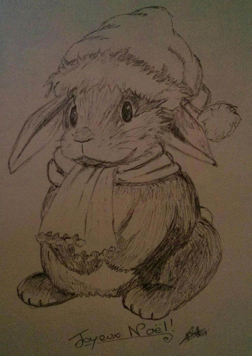 Merry Xmas by LoiseFenollCreation