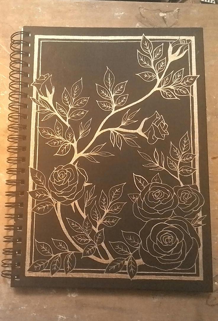 New sketchbook by DestructiveEntity