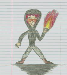 YJ OC: Arson by WildKrattsLover144