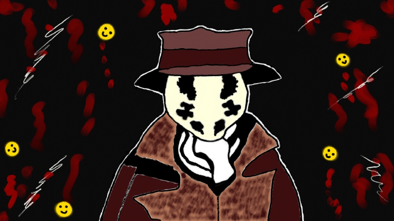 Rorschach by Micky1966
