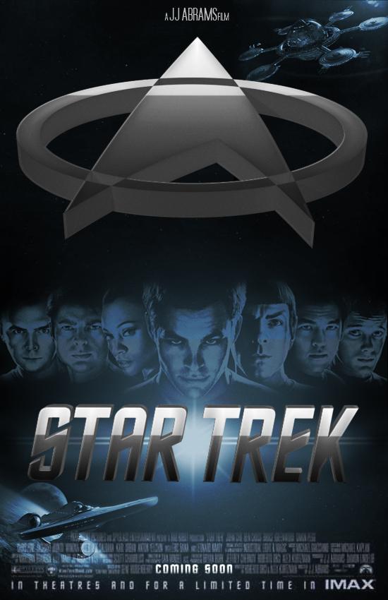 STAR TREK by MadPorra