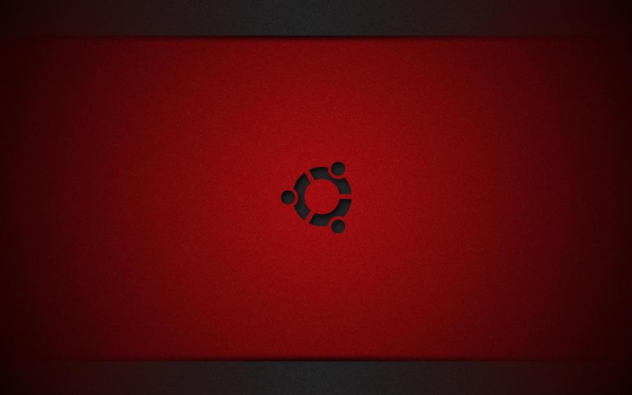 UBUNTU Red by MadPorra