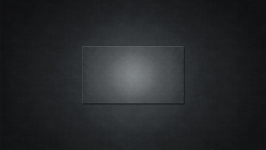 Leather Login screen