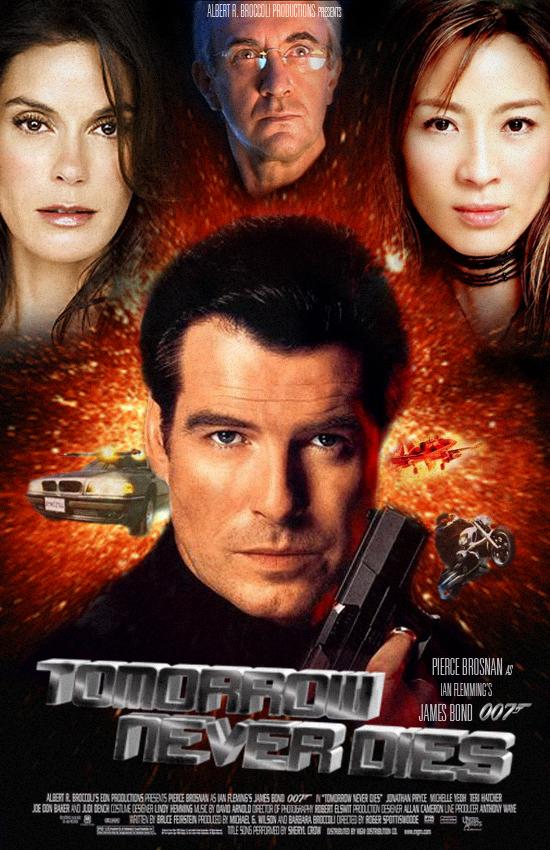 Way2full Movie James Bond 007 Tomorrow Never Dies 1997