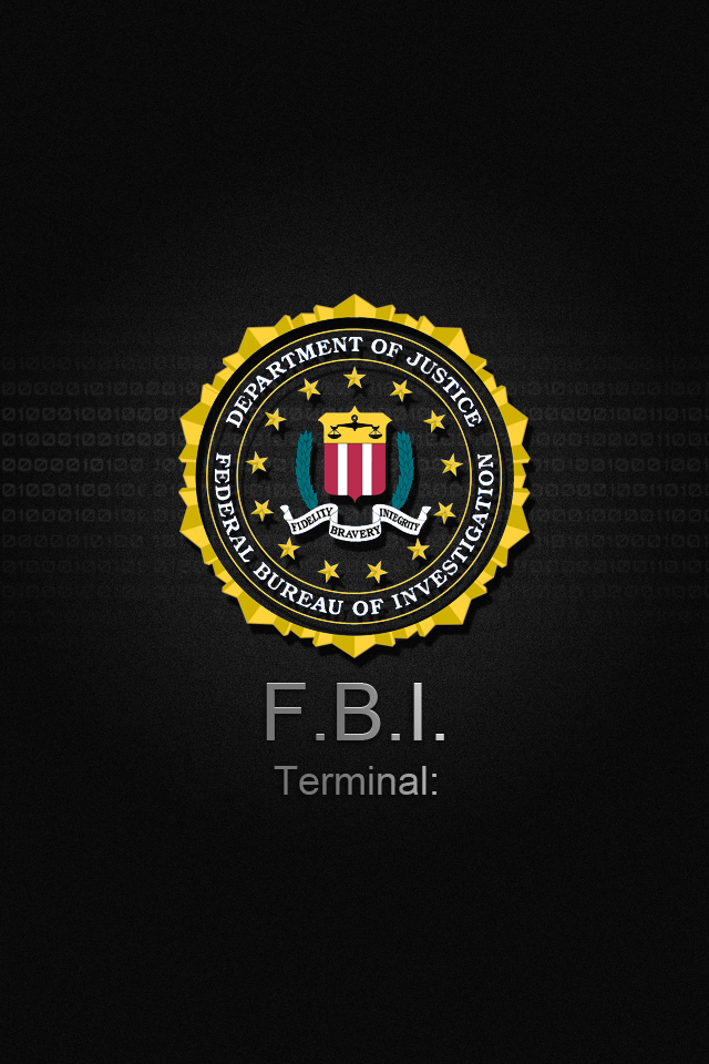 FBI Lockscreen By MadPorra On DeviantArt
