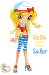 Stella Sailor Chibi by Demiluna