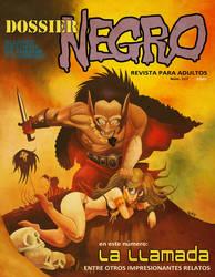 Dossier Negro by Monkey-Cosio