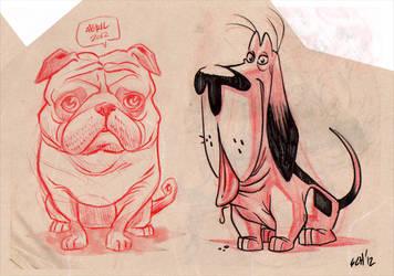 Doggy style by Monkey-Cosio