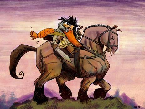 Fanart Brigada by Monkey-Cosio